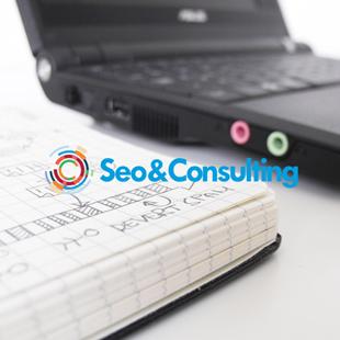 Логотип для компании «Seo&Consulting»