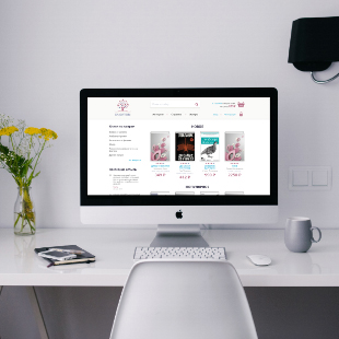 Интернет-магазин «Сказатель» на CMS WordPress WooСommerce